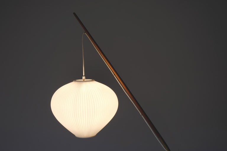 Danish Svend Aage Holm Sorensen Floor Lamp For Sale