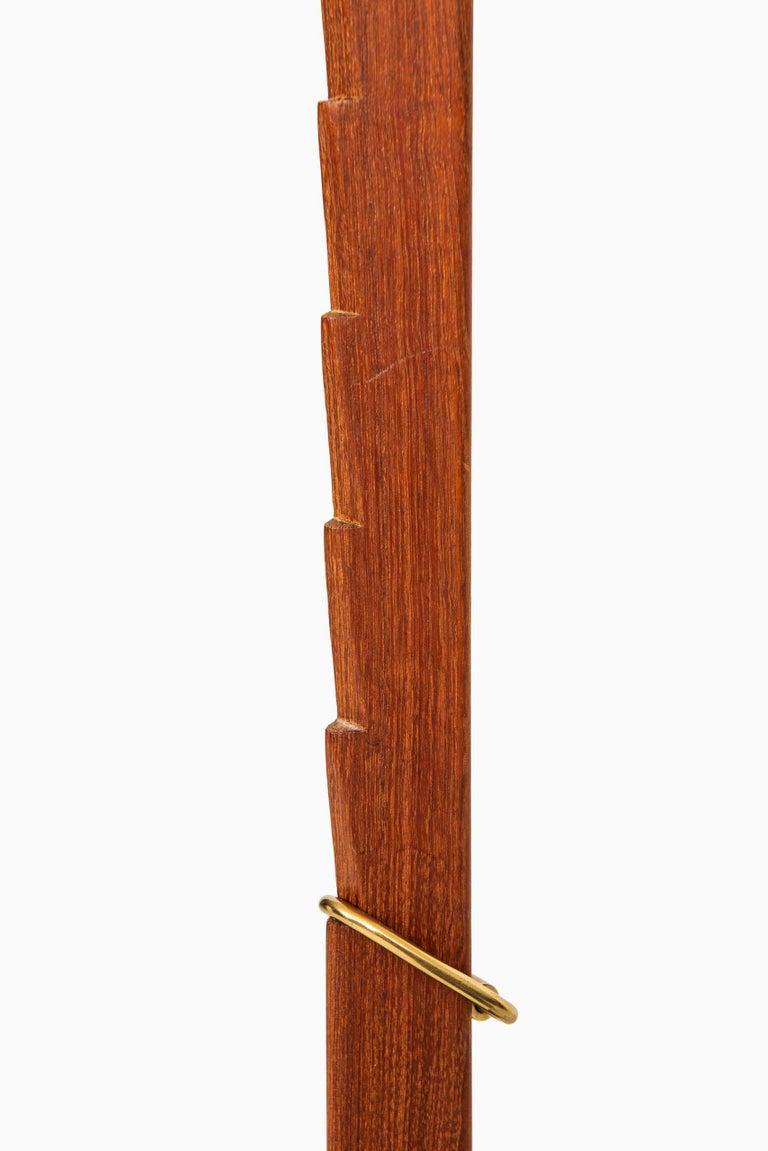 Danish Svend Aage Holm Sørensen Floor Lamp Produced by Holm Sørensen & Co in Denmark For Sale