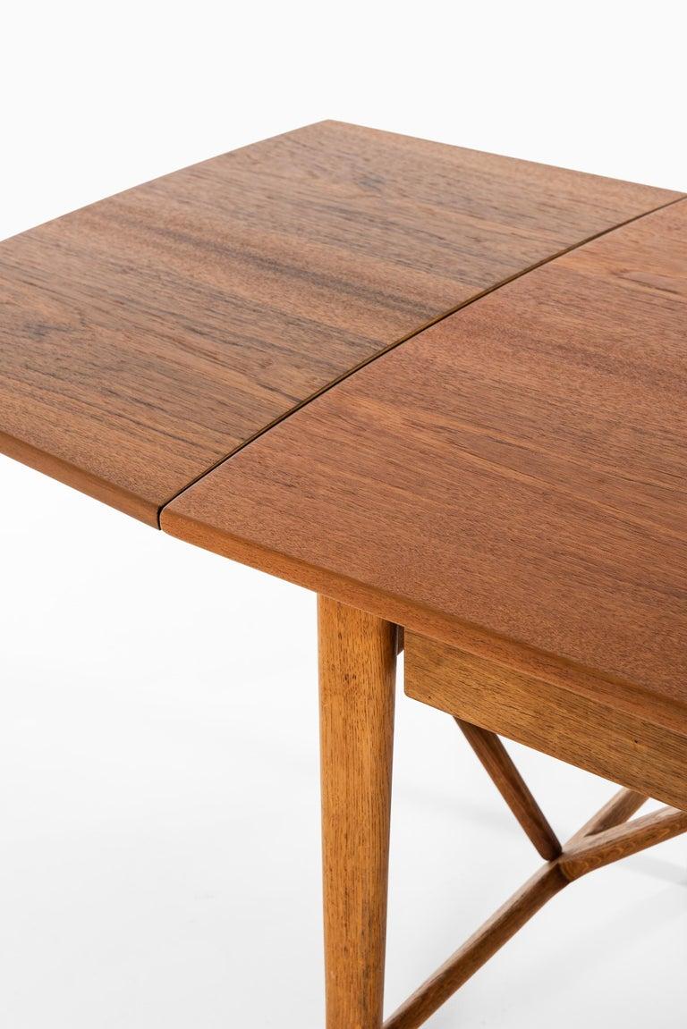 Svend Aage Madsen Desk Produced by K. Knudsen & Søn in Denmark For Sale 5