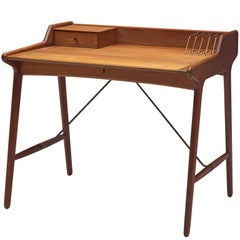 Svend Aage Madsen Writing Desk in Teak