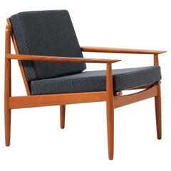 Svend Åge Eriksen Teak Lounge Chair for Glostrup Møbelfabrik