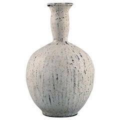 Svend Hammershøi for Kähler, Denmark, Vase in Glazed Stoneware, 1930/40's