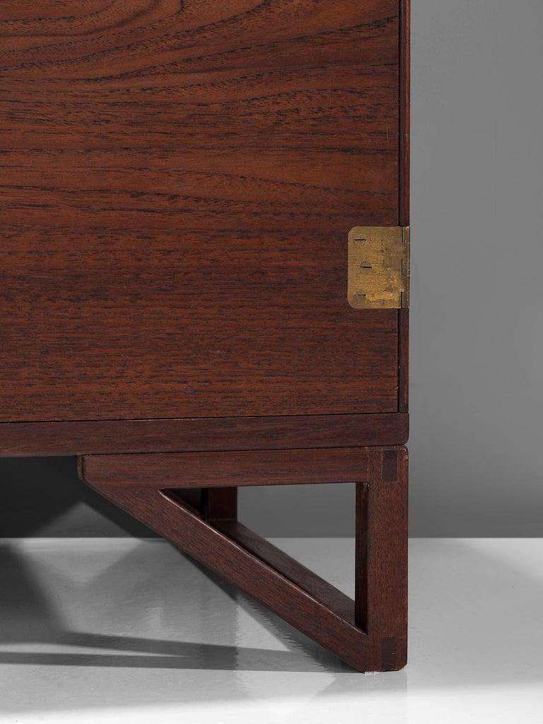 Svend Langkilde for Illum Bolighus Pair of Cabinets in Teak For Sale 1
