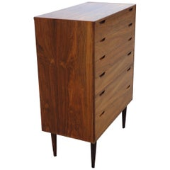 Svend Langkilde Rosewood Chest of Drawers