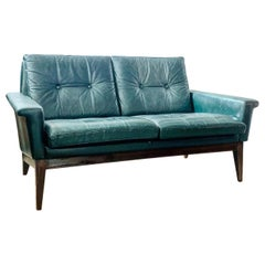 Svend Skipper Lounge Sofa, 2-Seat, Denmark, 1960s