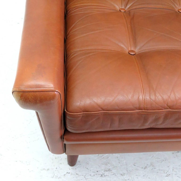 Svend Skipper Wingback Lounge Chair, 1960 For Sale 2