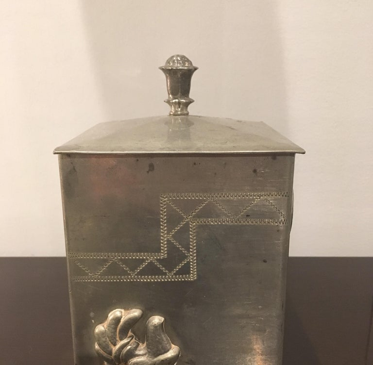 Svenskt Tenn 1920s Swedish Grace Box For Sale 4