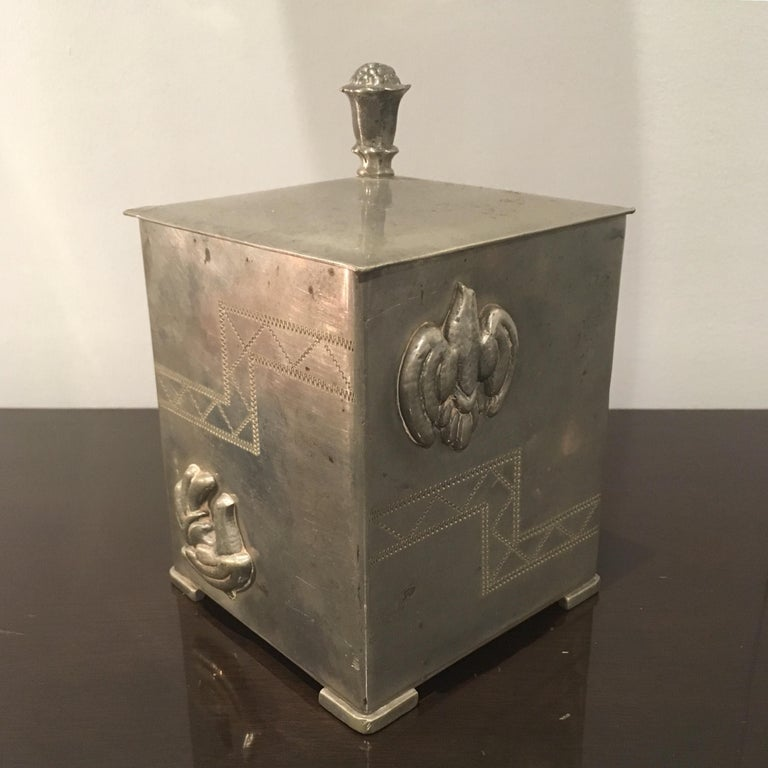 Svenskt Tenn 1920s Swedish Grace Box For Sale 1
