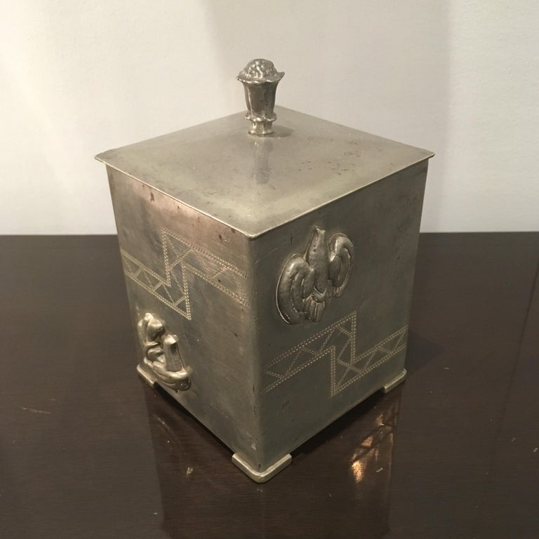 Svenskt Tenn 1920s Swedish Grace Box For Sale 2