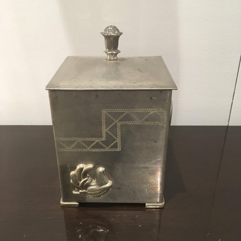 Svenskt Tenn 1920s Swedish Grace Box For Sale 3