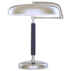 Sviveling Shade Art Deco Desk Lamp, Re-Edition
