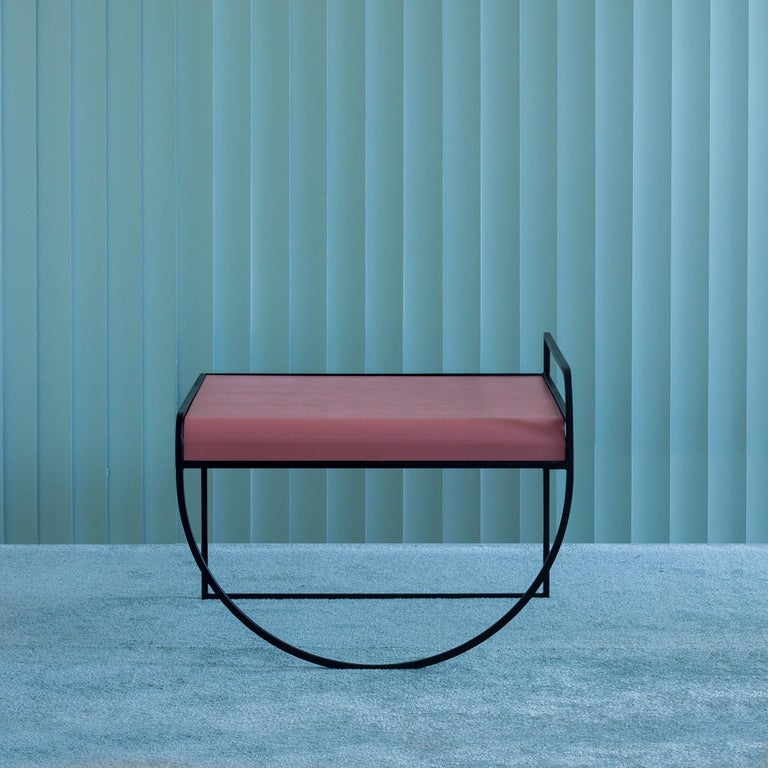 Modern SW Side Table by Soft-Geometry For Sale