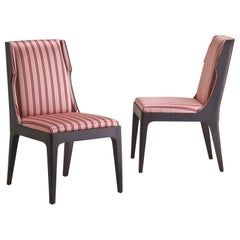 SW6 Wooden Chair in Pink by Green Town Project