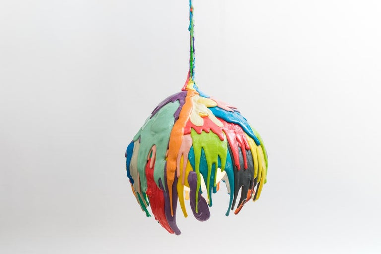 Swamp Pet Chandelier, USA In New Condition For Sale In New York, NY