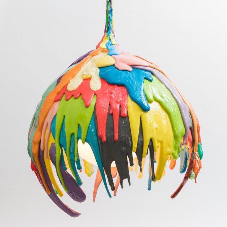 Contemporary Swamp Pet Chandelier, USA For Sale