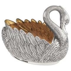 Swan Centerpiece