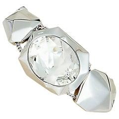 Swarovski AS Jean Paul Gaultier Reverse Crystal Bracelet