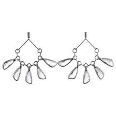Swarovski AS Paul Andrew Crystal Drop Earrings