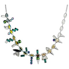 Swarovski Helen Crystal Necklace