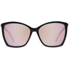Swarovski Mint Women Black Sunglasses SK0148 5601Z 56-15-130 mm