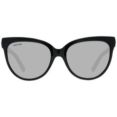 Swarovski Mint Women Black Sunglasses SK0187 5601B 56-18-135 mm