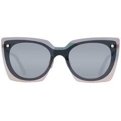 Swarovski Mint Women Black Sunglasses SK0201 0016A 49-18-140 mm