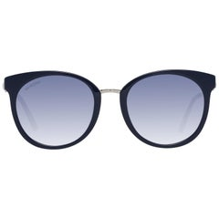 Swarovski Mint Women Blue Sunglasses SK0217 5290W 52-20-140 mm