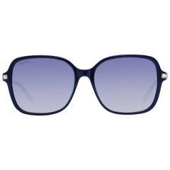 Swarovski Mint Women Blue Sunglasses SK0265-F 5890W 58-16-150 mm