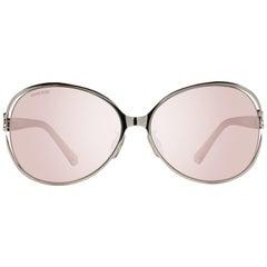 Swarovski Mint Women Gold Sunglasses SK0241-K 6032Z 60-15-150 mm