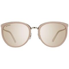 Swarovski Mint Women Gold Sunglasses SK0247-K 6032G 60-22-152 mm