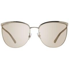 Swarovski Mint Women Gold Sunglasses SK0250-K 6232G 62-18-148 mm