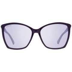 Swarovski Mint Women Purple Sunglasses SK0148 5683Z 56-15-130 mm