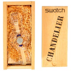 Swatch Chandelier mod. SZ125, Vintage 1992 - Christmas Edition