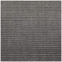 Swatch for Anda Rug in Charcoal by Ben Soleimani