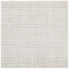 Swatch for Anda Rug in Platinum by Ben Soleimani