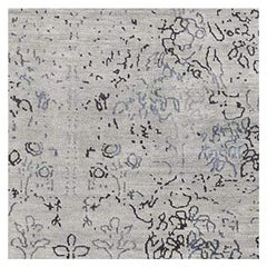 Swatch for Arbol Rug in Carbon by Ben Soleimani