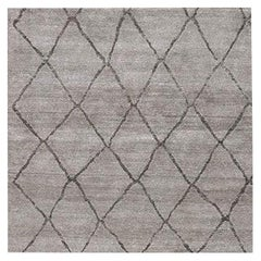 Swatch for Arlequin Rug in Charcoal by Ben Soleimani