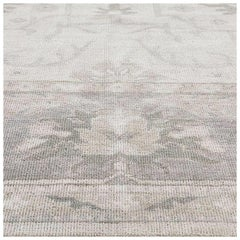 Swatch for Ayla Rug in Silver Mist by Ben Soleimani