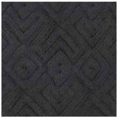 Swatch for Cava Rug in Charcoal by Ben Soleimani