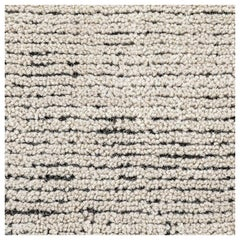 Swatch for Distressed Wool Rug in Sand by Ben Soleimani