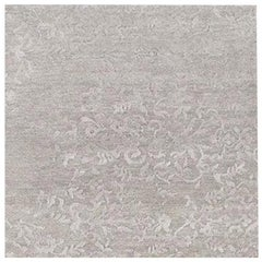 Swatch for Iona Rug in Heathered Grey / Twilight by Ben Soleimani