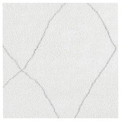 Swatch for Iona Rug in Natural / Nickel by Ben Soleimani