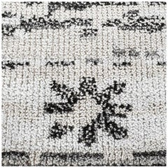 Swatch for Lerah Rug in Silver Graphite by Ben Soleimani