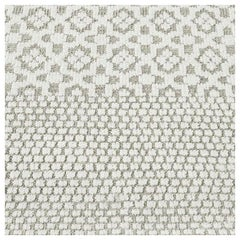 Swatch for Lola Rug in Taupe / Ivory by Ben Soleimani