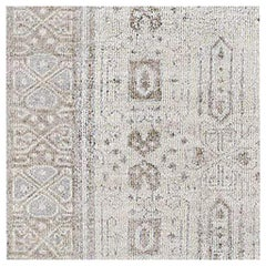 Swatch for Mariposa Rug in Silver by Ben Soleimani