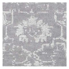 Swatch for Performance Arte Rug in Nickel / Natural by Ben Soleimani