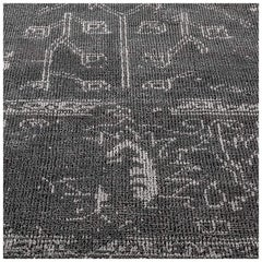 Swatch for Performance Tourno Rug – Carbon / Nickel by Ben Soleimani