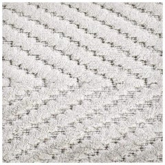 Swatch for Shevra Rug – Silver by Ben Soleimani