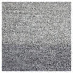 Swatch for Silk Marca Rug in Indigo by Ben Soleimani