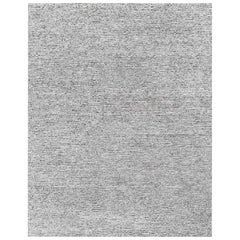 Swatch for Tigra Rug in Silver by Ben Soleimani